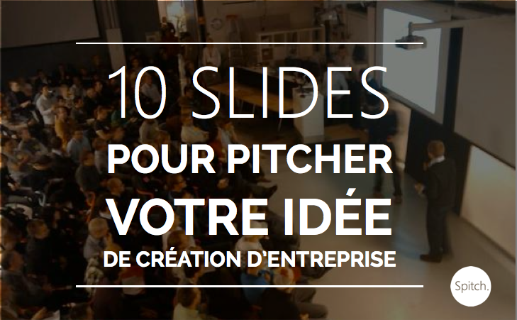 10 slides powerpoint pour pitcher votre id e de cr ation d for Idee creation entreprise service