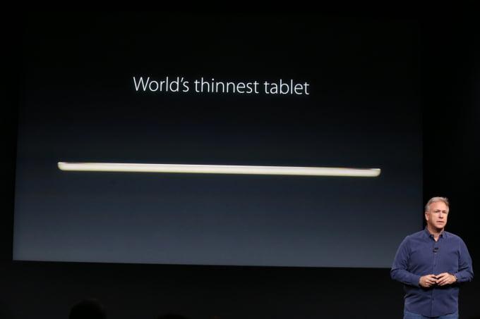 présentation comme Apple