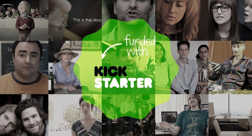Faites quelque chose de remarquable et inspirez-vous de Kickstarter
