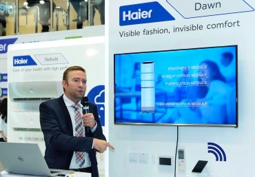 haier-ifa presentation powerpoint spitch consulting
